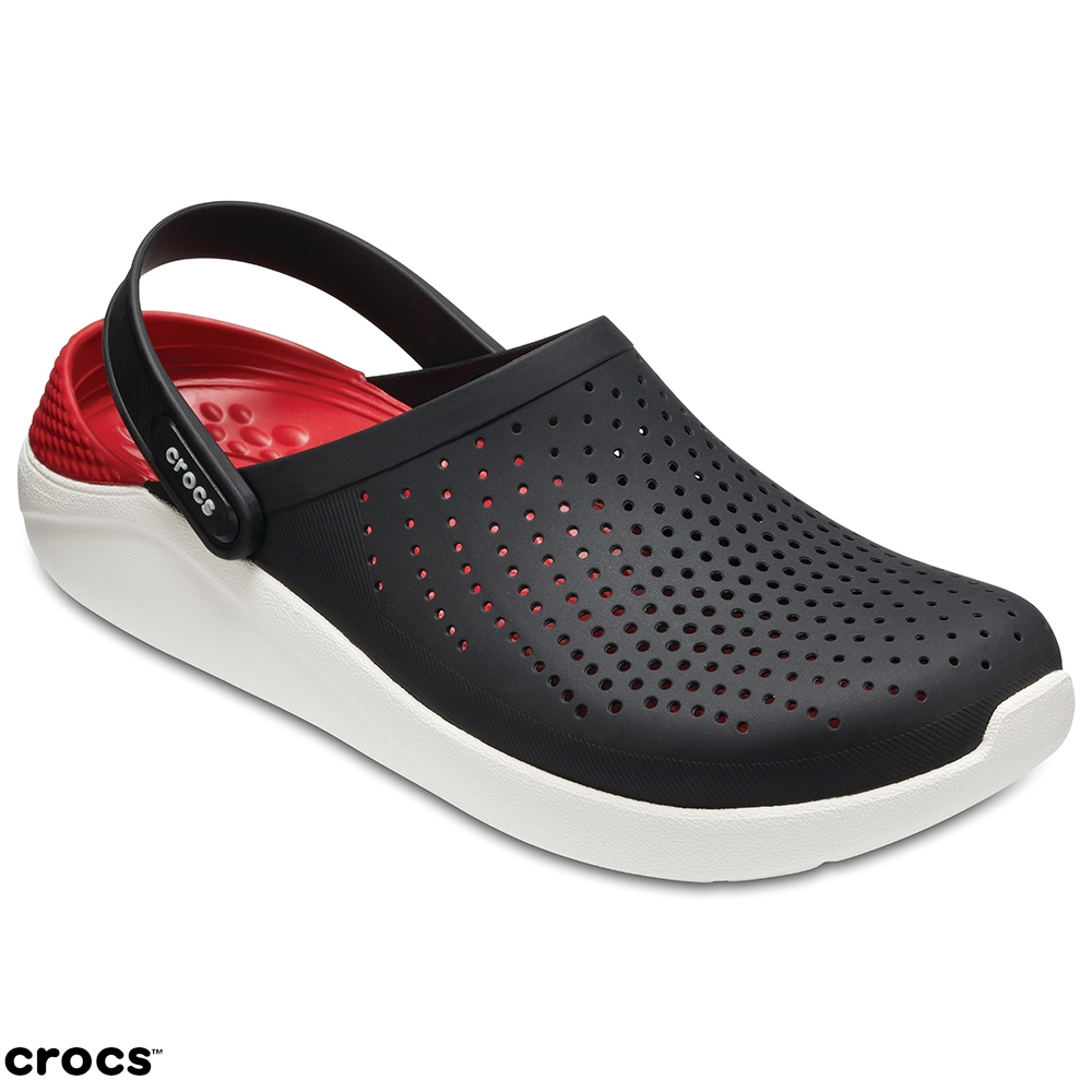 Crocs 卡駱馳 (中性鞋) LiteRide克駱格 204592-066