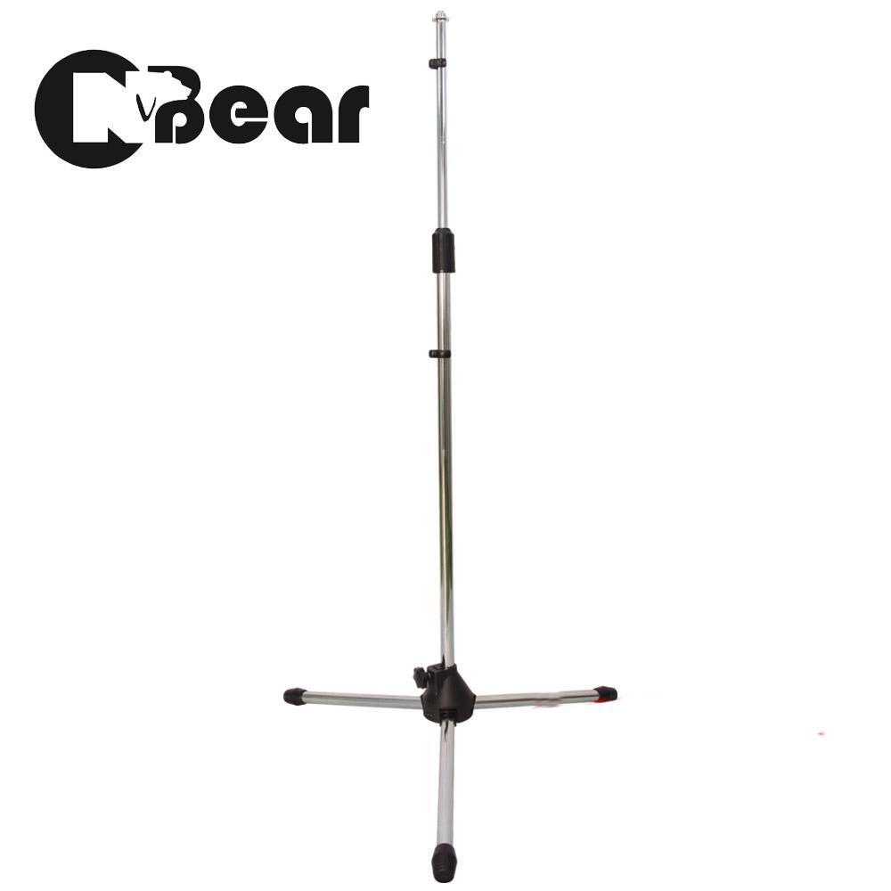 CNBear K-303 直立式麥克風架 銀色款