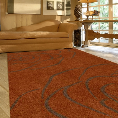 范登伯格 - 雲緻 進口仿羊毛地毯 - 瑰豔 ( 200 x 290 cm)