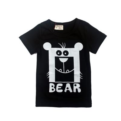 魔法Baby 兒童短袖舒適T恤 k39535