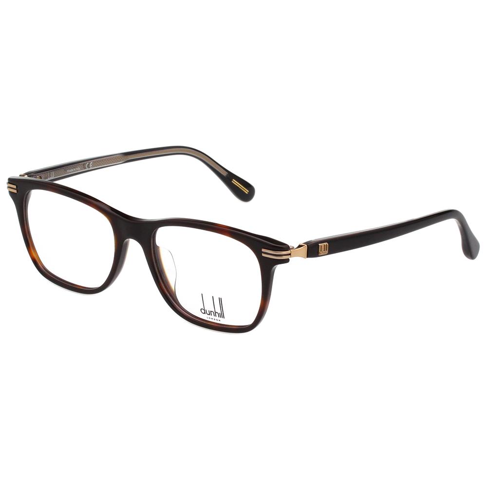 Dunhill 時尚光學眼鏡 (琥珀色)VDH033G