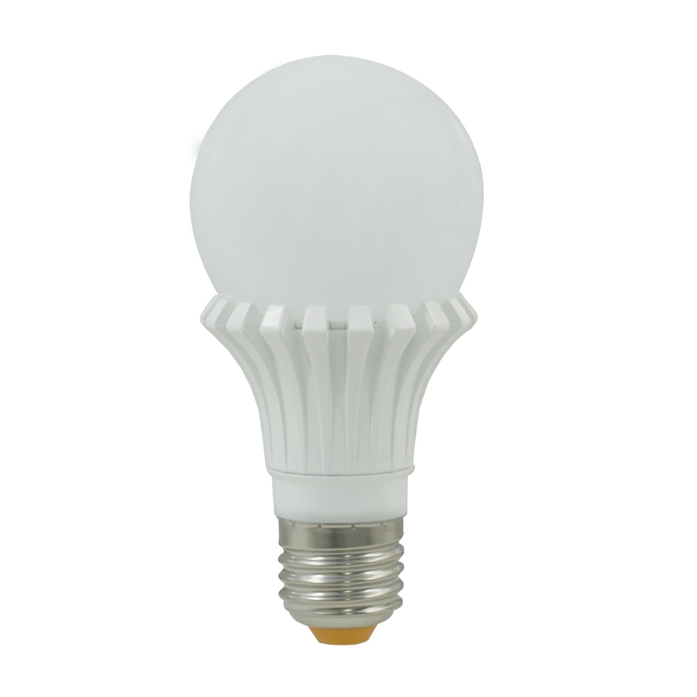 台光 LED 10W E27全電壓球泡-黃/白(DB9WG60)-6入