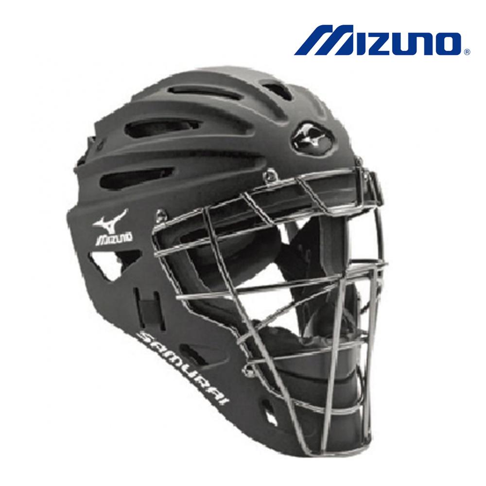 Mizuno 美津濃 美式 成人捕手用護頭盔 380191.9090