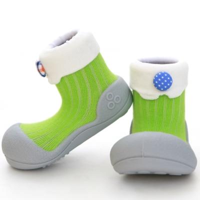 韓國Attipas 快樂學步鞋AP03-糖果綠