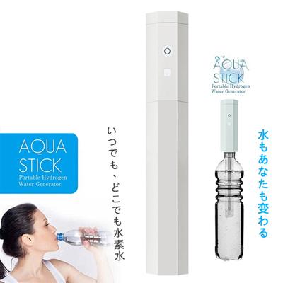 [結帳再折2000]日本原裝 AQUA STICK氫水生成器水素水生成棒(70076)高濃度氫水