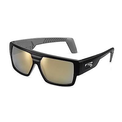 Lip Sunglasses-ROCK太陽眼鏡smokes lens/rose gold