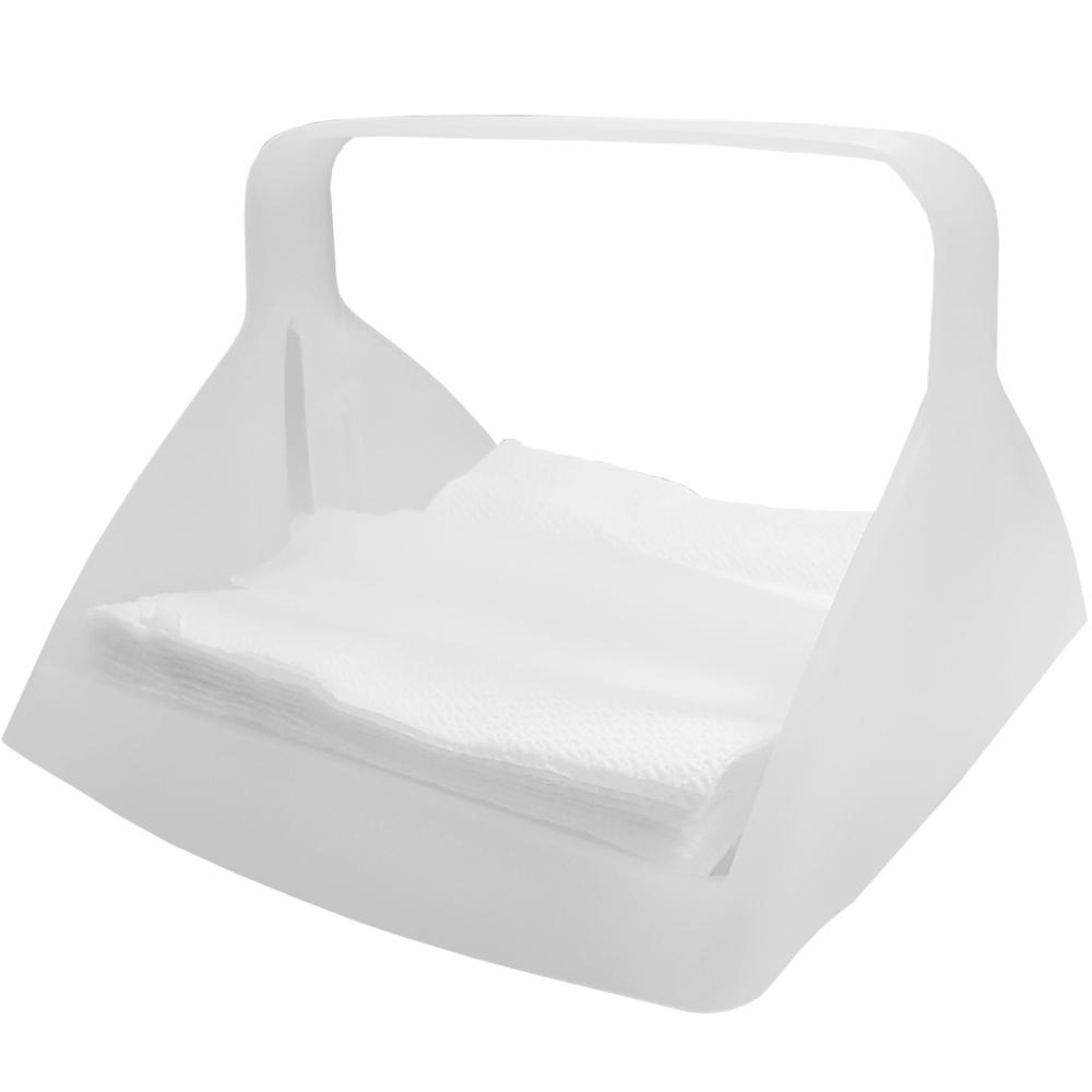 EXCELSA 提式餐巾紙架(白)