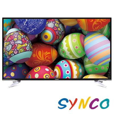 SYNCO新格 43吋 LED低藍光液晶顯示器+視訊盒 LT-43TA26A