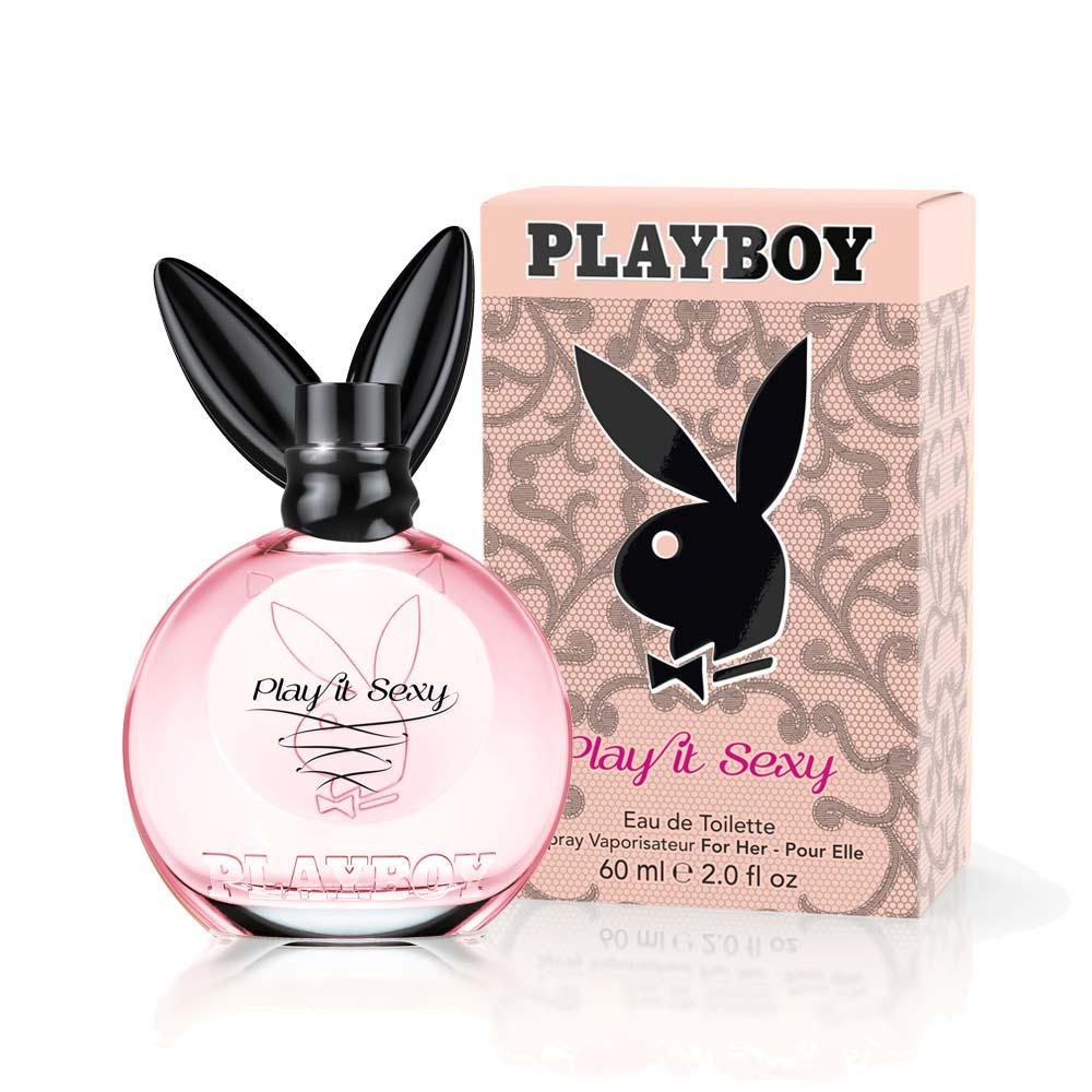 Playboy 性感兔女郎淡香水60ml