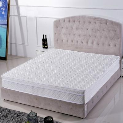 艾維斯 鍾愛一生3M防蹣防潑水蜂巢式獨立筒床墊-雙人5尺