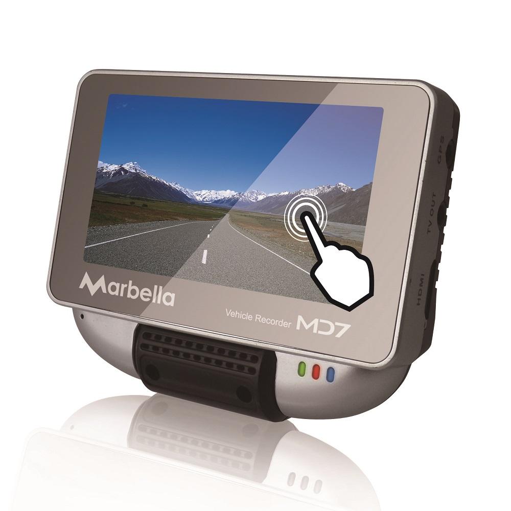 Marbella 神攝手 MD7 3吋觸控大螢幕 1080P行車影音紀錄器