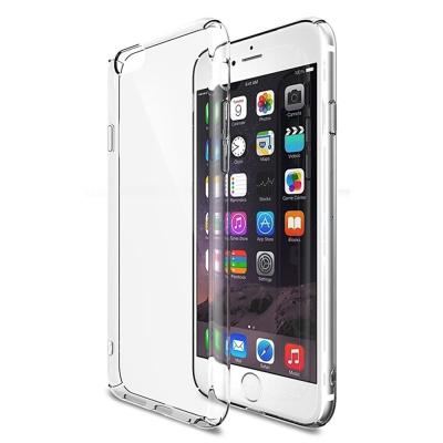 透明殼專家iPhone6s/6 4.7吋通用 全包覆抗刮加強版.高透光保護殼+保貼組
