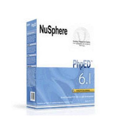 NuSphere PhpED Standard 6 for Win (下載版)