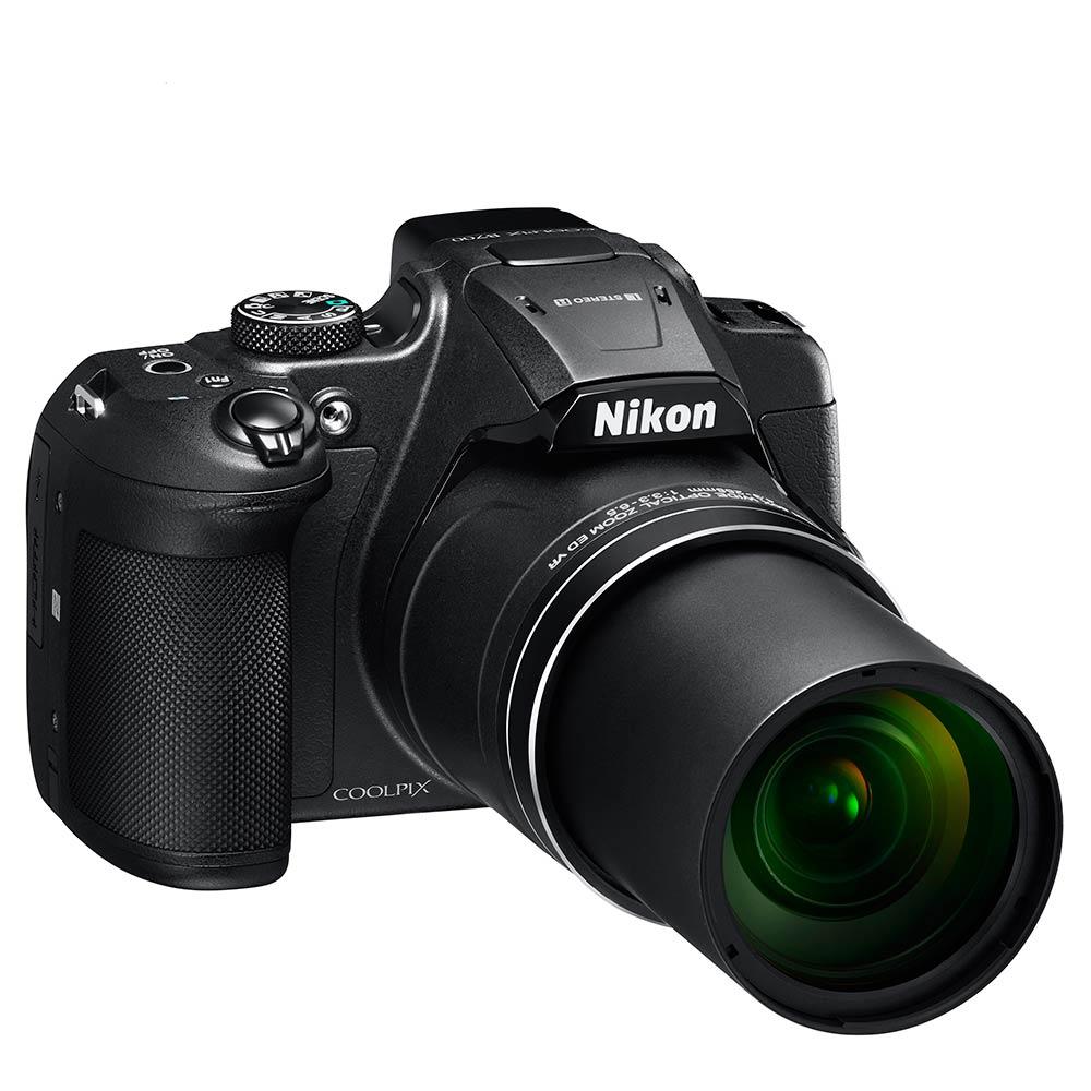 【超值組】Nikon coolpix B700 60倍望遠可翻式螢幕類單機 (公司貨)