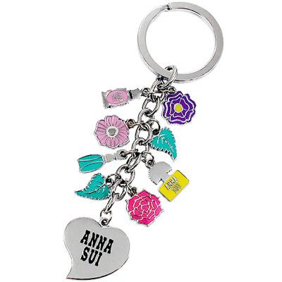 ANNA-SUI-安娜蘇-香水造型鑰匙圈