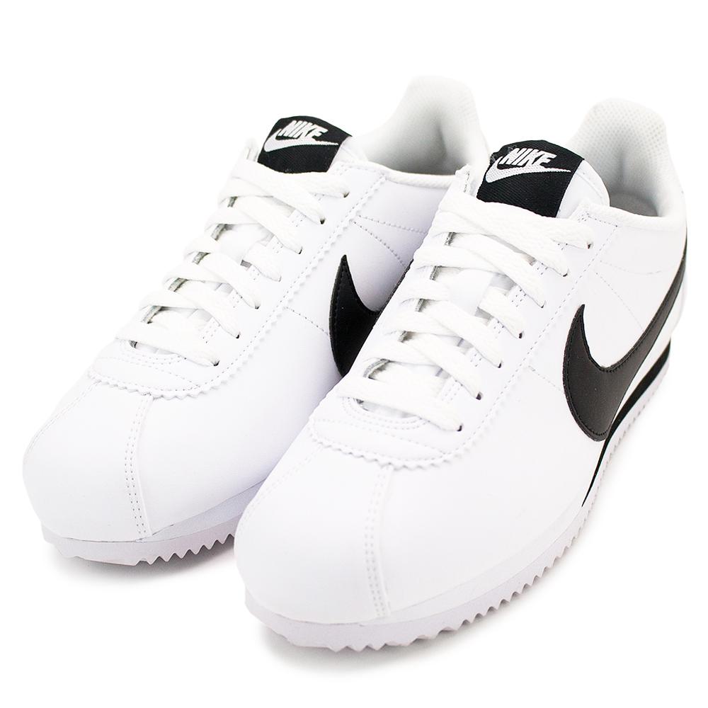 NIKE-CLASSIC CORTEZ 女休閒鞋-白