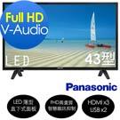 Panasonic國際 43吋 FHD IPS 液晶顯示器 TH-43E300W
