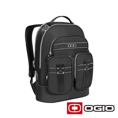 OGIO TRIANA 特里亞納 15 吋電腦後背包-黑色