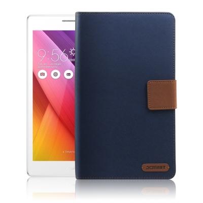 XM ZenPad 7.0 (Z370KL/Z370CG) 微笑休閒風支架皮套