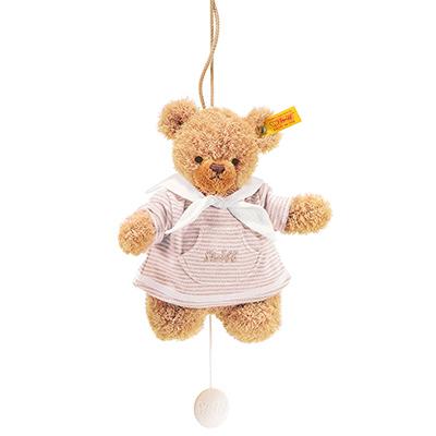 STEIFF泰迪熊 - 嬰幼兒音樂鈴Sleep Well Bear Music Box
