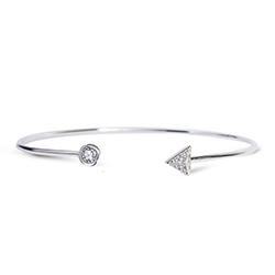 幸福旅程 925純銀手環