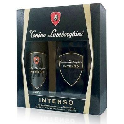 Lamborghini Intenso 藍寶堅尼 - 黑色力量男香禮盒