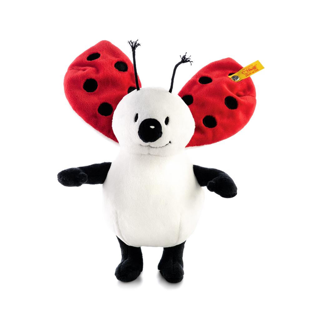 STEIFF德國金耳釦泰迪熊 - Ladybug (動物王國)