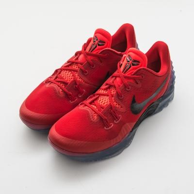 NIKE-ZOOM VENOMENON 5男籃球鞋-紅