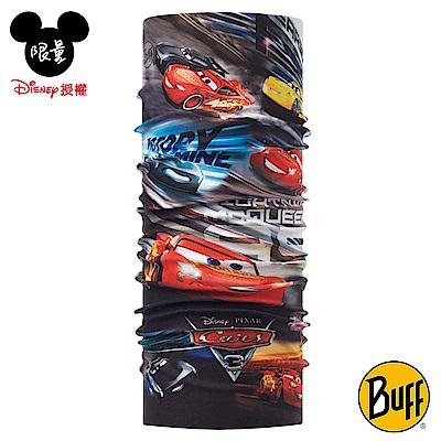 《BUFF》迪士尼汽車總動員授權兒童頭巾 極速飆風BF117315-555-10 CARS
