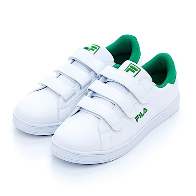 FILA #水果蘇打 男款潮流復古鞋-萊姆絆帶1-C103S-600