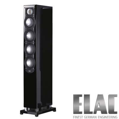 ELAC德國精品落地式喇叭FS 248 (SW/KI)-對