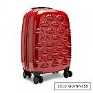 LULU GUINNESS SPINNER 行李箱-經典紅-24吋