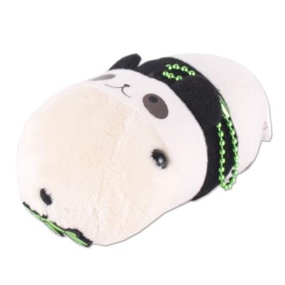 Kapibarasan 水豚君變裝系列公吊飾仔。懷特小姐