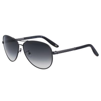 BOTTEGA VENETA太陽眼鏡 (槍黑色)BV252FS