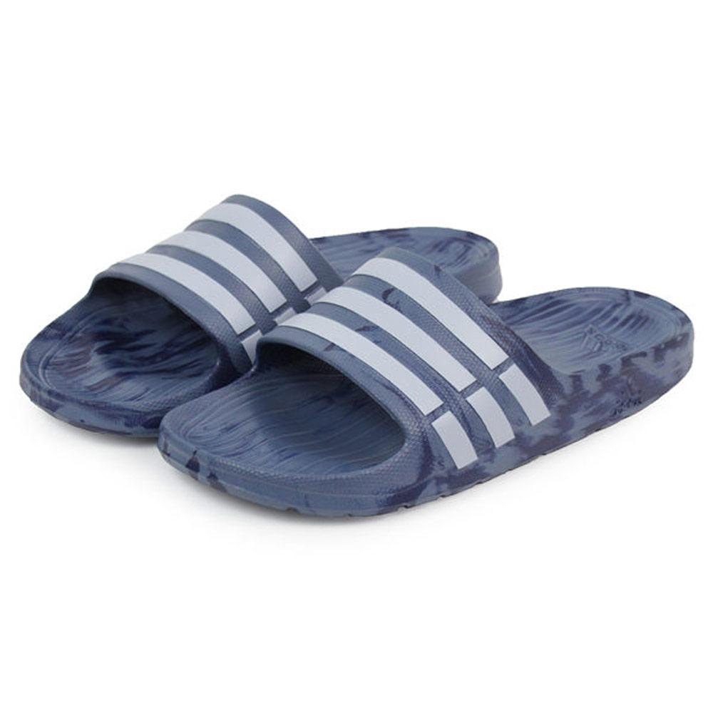 adidas拖鞋DURAMO SLIDE男鞋