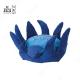 The Zazu繽紛皇冠造型睡床-藍 product thumbnail 1