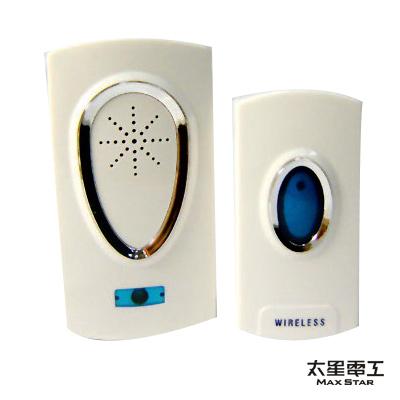 太星電工 防水插電型無線遙控門鈴 D3925