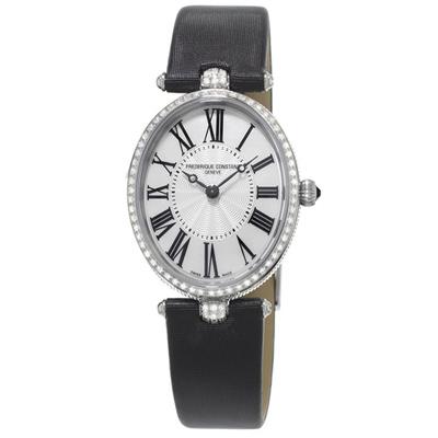 康斯登 CONSTANT  CLASSICS百年經典系列ART DECO腕錶-黑