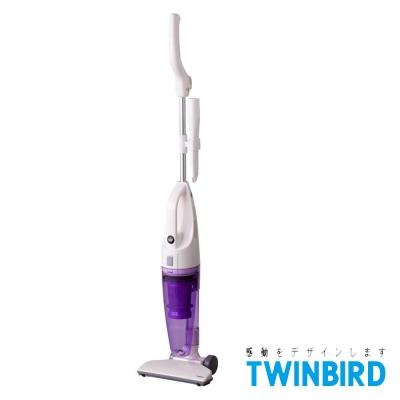 日本TWINBIRD手持直立兩用吸塵器TC-5121(薰衣草紫/嫩芽綠)