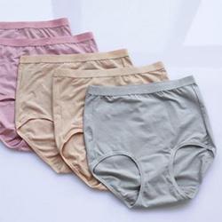 內褲 竹碳纖維高腰內褲(五件入) 褲褲嫂專業內褲