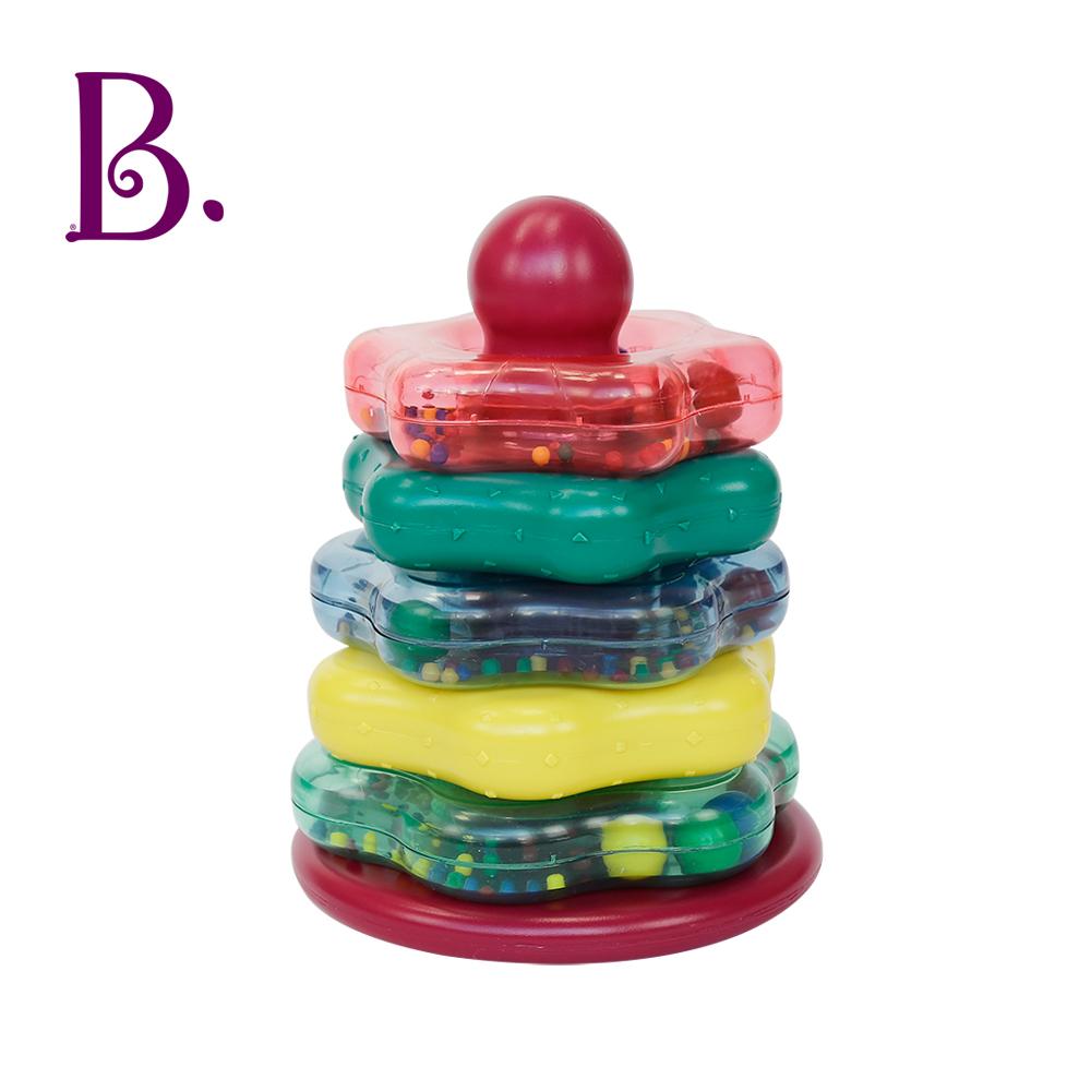 美國 B.Toys 貝果套圈圈_Battat系列