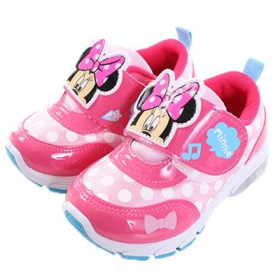 迪士尼米妮閃燈運動鞋 sh9988