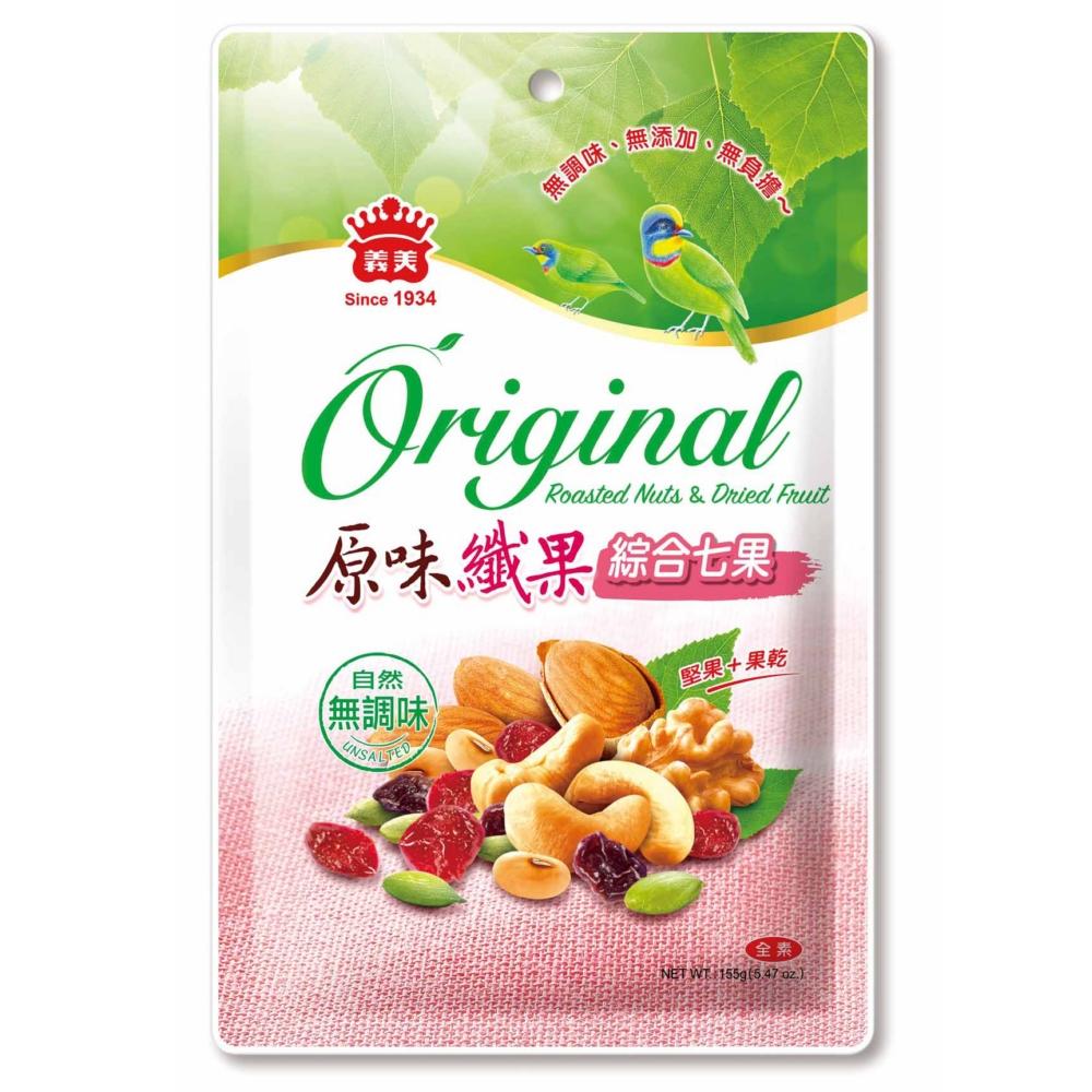 義美 原味綜合纖果(155g)