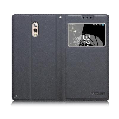 XM Samsung Galaxy J7+ 宇宙之星視窗支架皮套