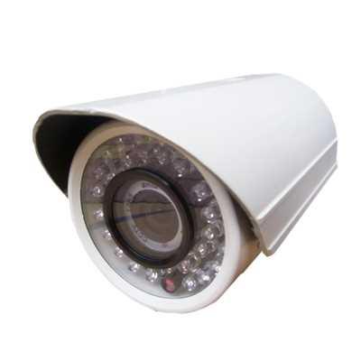 監視器攝影機-奇巧CHICHIAU-1-3-SONY-36燈紅外線CS彩色攝影機