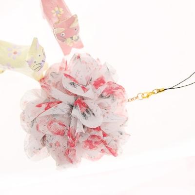 Aimee Toff 春漾輕襲浪漫花園手機吊飾(粉)