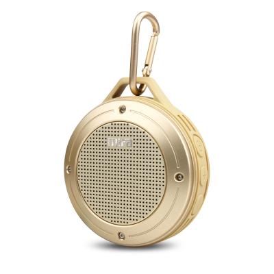 MiFa F10無線隨身藍芽MP3喇叭-香檳金