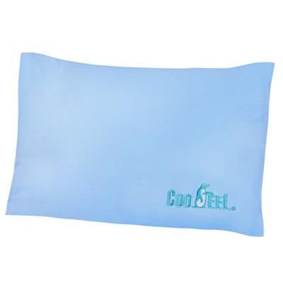 【CooFeel】台灣製造萬用型高級酷涼紗枕套2入