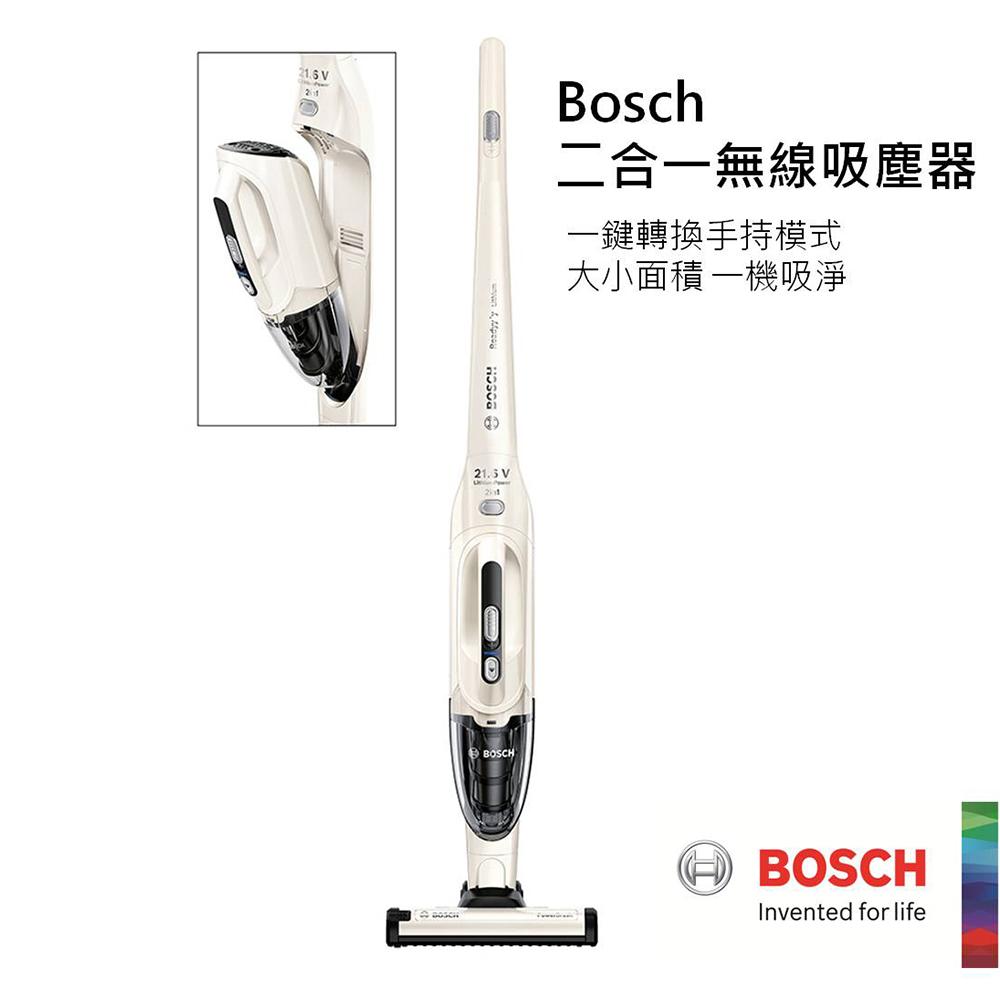 Bosch二合一直立式無線吸塵器BBHL2215TW