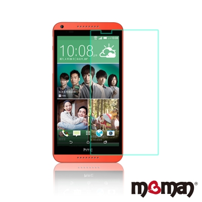 Mgman HTC 816 0.3mm 9H玻璃保護貼